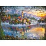 Castorland-300495 Fall Splendor