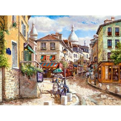Castorland-300518 Sacré Coeur, Paris, France