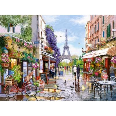 Castorland-300525 Flowering, Paris