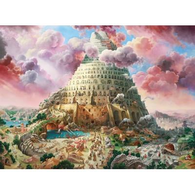 Castorland-300563 Tower of Babel