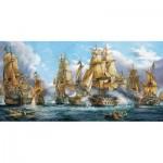 Castorland-400102 Bataille Navale