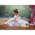 Castorland-51571 Jolie Ballerine