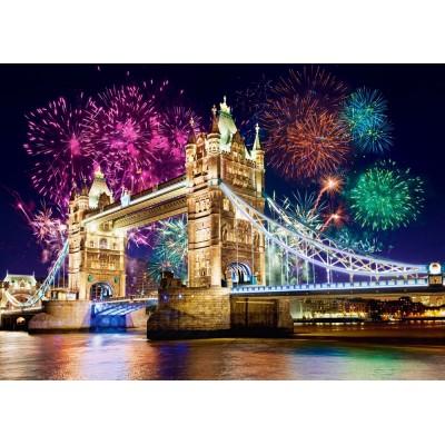 Castorland-52592 Tower Bridge, Londres