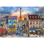 Castorland-52684 Dominic Davison : Rue de Paris