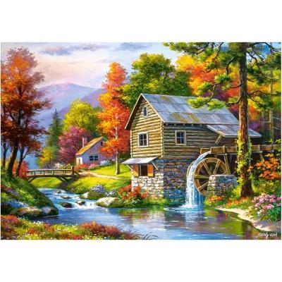 Castorland-52691 Old Sutter's Mill