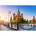 Castorland-52714 Cathédrale Saint-Basile, Moscou
