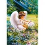 Castorland-52820 An Angel's Care