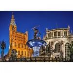 Castorland-52936 Gdansk, Neptune Fountain