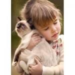 Castorland-52943 Pure Love