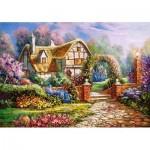 Castorland-53032 Wiltshire Gardens