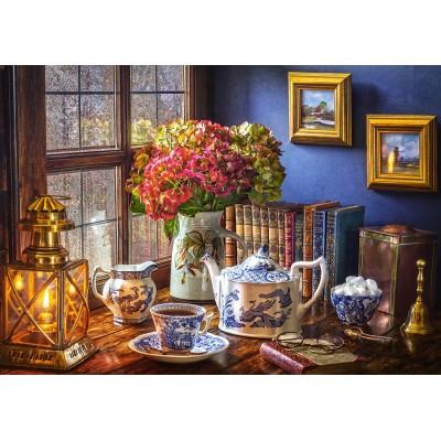 Castorland-53070 Tea Time