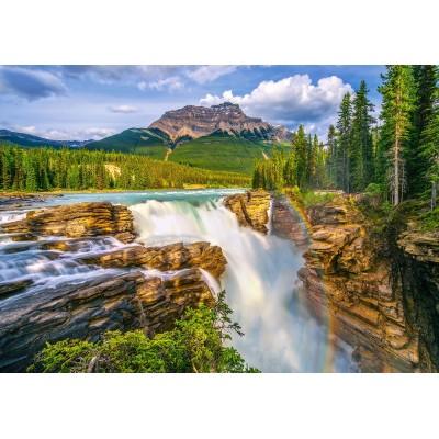 Castorland-53117 Sunwapta Falls, Canada