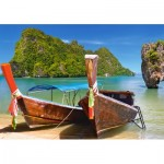 Castorland-53551 Khao Phing Kan