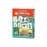 Castorland-E-081 Education : Les instruments de musique