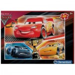 Clementoni-07341 Cars 3
