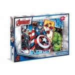 Clementoni-07343 Avengers