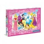 Clementoni-07344 Disney Princess