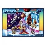 Clementoni-07428 Pièces XXL - Ice Age