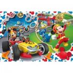 Clementoni-07435 Pièces XXL - Mickey Mouse