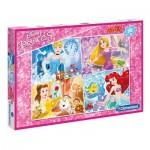 Clementoni-07437 Pièces XXL - Disney Princess