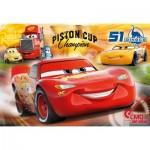 Clementoni-07438 Pièces XXL - Cars