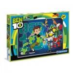 Clementoni-07536 Pièces XXL - Ben 10