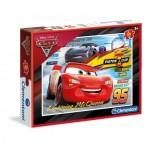 Clementoni-08513 Cars 3