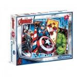 Clementoni-08518 Marvel Avengers
