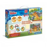 Clementoni-13390 4 in 1 - The Lion Guard