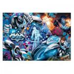 Clementoni-20091 3D Vision - Max Steel
