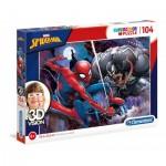 Clementoni-20148 3D Vision - Spider-Man
