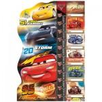 Clementoni-20319 Pièces XXL - Cars 3