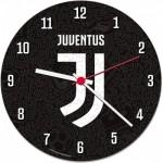 Clementoni-23037 Puzzle Horloge - Juventus (Piles non fournies)