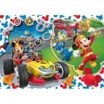 Clementoni-23709 Pièces XXL - Mickey Mouse