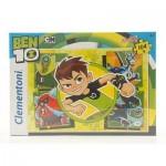 Clementoni-23717 Pièces XXL - Ben 10