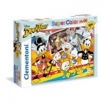 Clementoni-23718 Pièces XXL - Disney Duck Tales