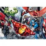 Clementoni-24036 Pièces XXL - Avengers