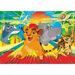 Clementoni-24056 Pièces XXL - The Lion Guard