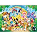 Clementoni-26408 Pièces XXL - Disney