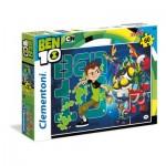 Clementoni-26429 Pièces XXL - Ben 10