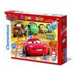 Clementoni-26739 Pièces XXL - Cars