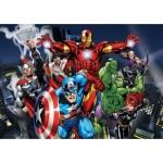 Clementoni-26749 Pièces XXL - Avengers