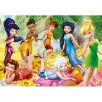 Clementoni-26921 Disney Fairies