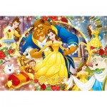 Clementoni-26966 Disney Princess