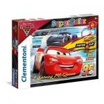 Clementoni-26973 Cars 3