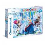 Clementoni-26981 La Reine des Neiges