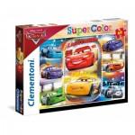 Clementoni-26983 Cars 3