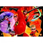 Clementoni-26987 The Incredibles 2