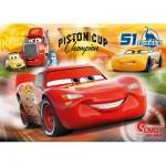 Clementoni-27075 Cars 3