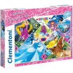 Clementoni-27091 Disney Princess